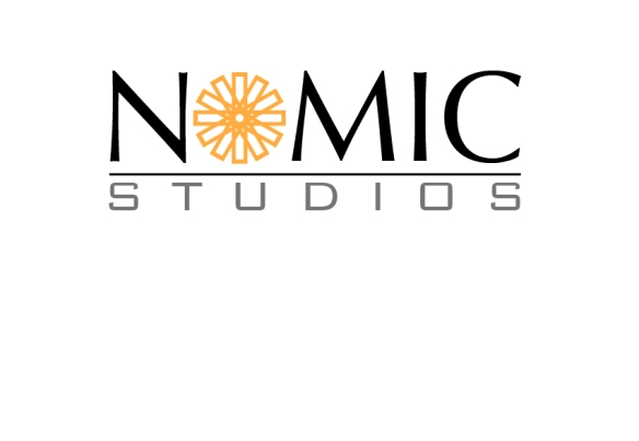 Nomic Logo video game production