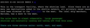 text MUD digital game design nomic studios luduslabs